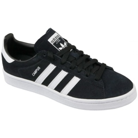 Adidas Originals Campus Jr BY9580 skor svart
