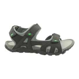 Sandaler 4F M H4L19-SAM003 20S svart