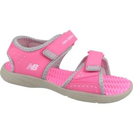 Sandaler New Balance Sandal K K2004GRP rosa