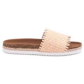 Brun Flip Flops VICES