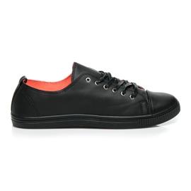 Balada svart Snygga Kvinnors Sneakers