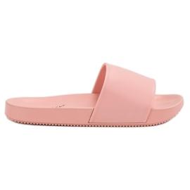 Seastar Coral tofflor rosa