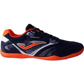 Fotbollsstövlar Joma Maxima 903 Sala In M navy orange