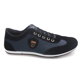 Svart Urban Casual Shoes RW516 Black