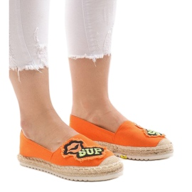 Apelsin Orange espadrilles L-1047