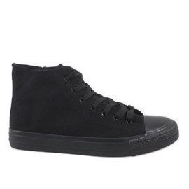 Svart herr sneakers XN50
