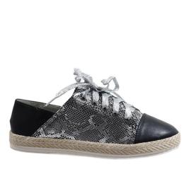 Svarta sneakers TL-39 espadrilles