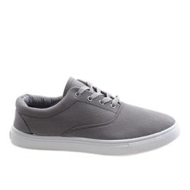 Gråmäns sneakers QF-10