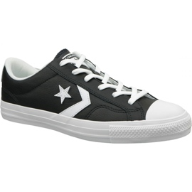 Svart Converse Star Player Ox 159780C skor