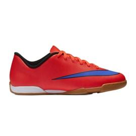 Fotbollsskor Nike Mercurial Vortex Ii Ic Jr 651643-650