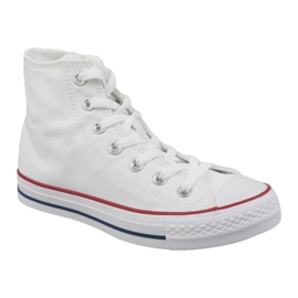 Vit Converse Chuck Taylor All Star Core Hi M7650C