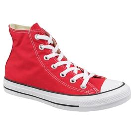 Röd Skor Converse Chuck Taylor All Star Hi M9621C