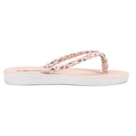 Seastar Rosa vävda flip-flops