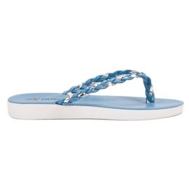 Seastar Blåvävda flip-flops
