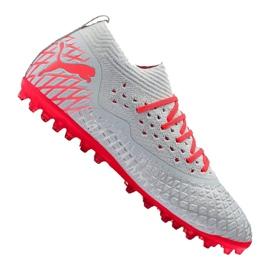 Fotbollsstövlar Puma Future 4.2 Netfit Mg M 105681-01