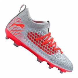 Fotbollsstövlar Puma Future 4.3 Netfit Fg / Ag Jr 105693-01