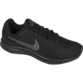 Svart Löpskor Nike Downshifter 7 W 852466-004
