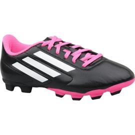 Adidas Conquisto Fg Jr B25594 Fotbollsstövlar