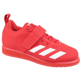 Adidas Powerlift 4 W BC0346 skor röd