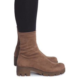 Suede Boots BG-53