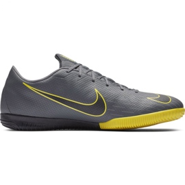 Fotbollskor Nike Mercurial Vapor X 12 Academy Ic grå M AH7383 070