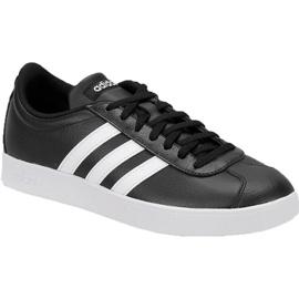 Svart Skor adidas Vl Court 2.0 M B43814