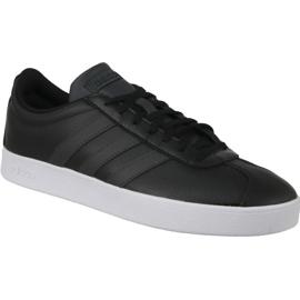 Svart Skor adidas Vl Court 2.0 M B43816