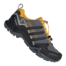 Grå Adidas Terrex Swift R2 Gtx M G26555 skor