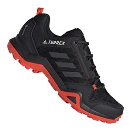 Svart Adidas Terrex AX3 Gtx M G26578 skor