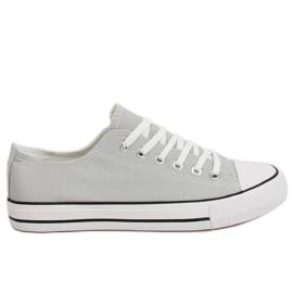 Dam sneakers klassiska grå XL03 Grå