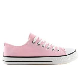 Klassisk dam sneakers Rosa XL03 Pink