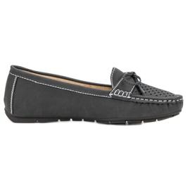 SHELOVET grå Casual loafers