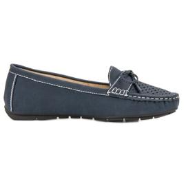 SHELOVET blå Casual loafers