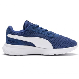 Skor Puma St Aktivera Ac Ps Jr 369070 08 blå