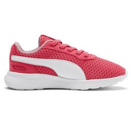 Röd Skor Puma St Aktivera Ac Ps Jr 369070 09 korall