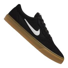 Svart Nike Sb Chron Solarsoft M Shoes CD6278-006