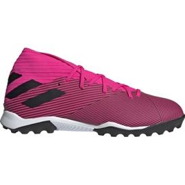 Fotbollsskor adidas Nemeziz 19.3 Tf M F34426 rosa