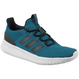 Adidas blå