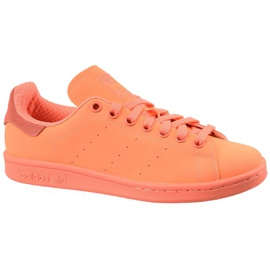 Adidas Stan Smith Adicolor skor i S80251 apelsin