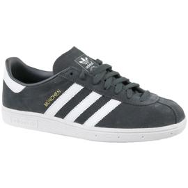 Adidas Munchen M CQ2322 skor svart