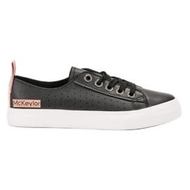 Svart MCKEYLOR sneakers