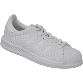 Vit Adidas Superstar Bounce Shoes BY BY1589