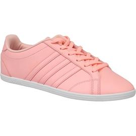 Rosa Adidas Vs Coneo Qt-skor i B74554