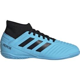 Fotbollsskor adidas Predator 19.3 I Jr G25807 blå