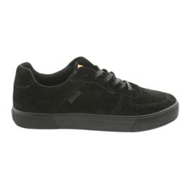 Svart Big Star sneakers 174362