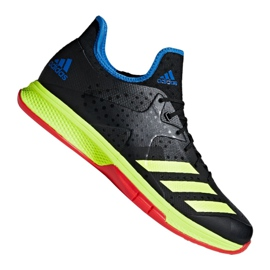 Adidas Counterblast Bounce M BD7408 handbollskor svart svart, gul