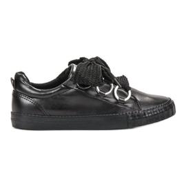 Seastar Svarta skor