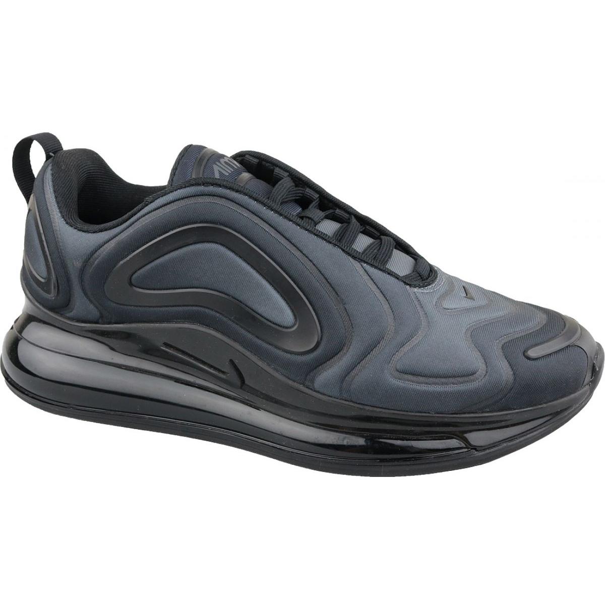 Skor Nike Air Max 97 W 921733 001 svart ButyModne.pl