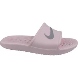 Nike kaffedusch tofflor 832655-601 rosa