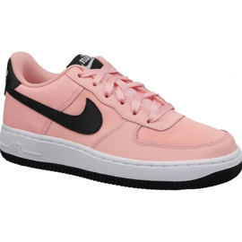 Nike Air Force 1 VDay Gs Shoes W BQ6980-600 rosa
